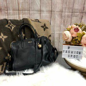 Alexander McQueen Padlock Zip-Around Tote Bag